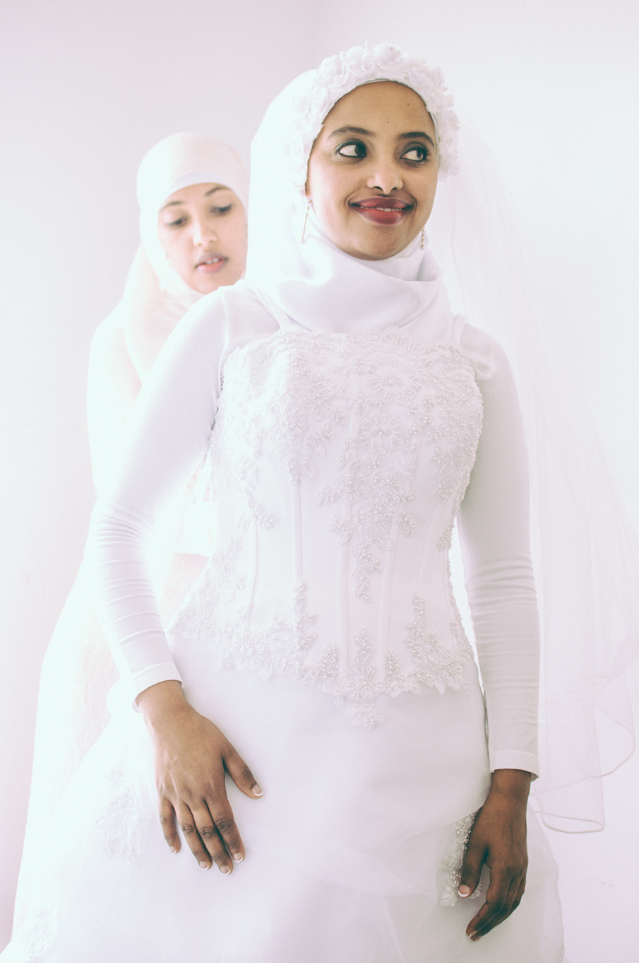Abdul & Sada: An Ethiopian Wedding - JT Photo & Design