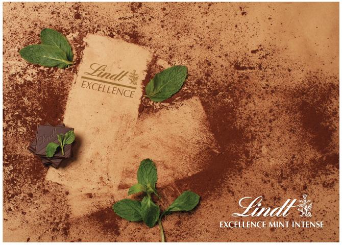 lindt chocolate mint