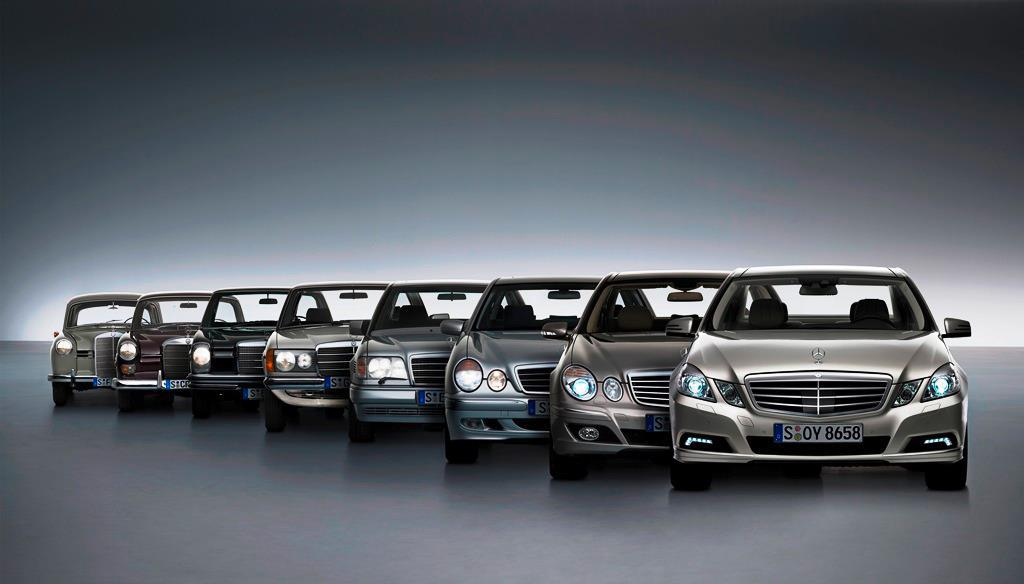 Mercedes Benz Faceofcars